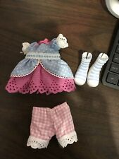 Lalaloopsy Little Bo Peep Full Size Doll Replacement Clothes And Shoes