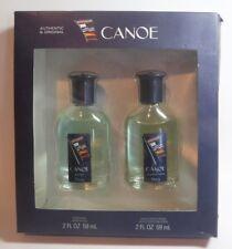 Dana CANOE 2pc Gift Set After Shave & EDT Splash 2 oz Ea MEN  425