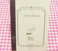 Disney Alice in Wonderland Notebook / Made in Japan Stationery