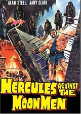 Hercules Against the Moon Men [New DVD] Dubbed