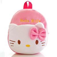 Hello Kitty Plush Backpack Girl Bag Children Baby Toy Sanrio Cute СHRISTMAS GIFT