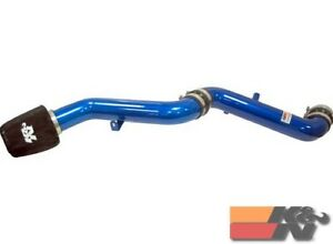 K&N Air Intake System TYPHOON For (EU) PEUGEOT 206, L4-1.6L, BLUE 69-7501TB
