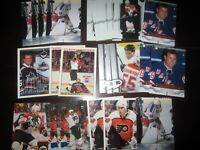Huge Lot of 25 Eric Lindros Hockey Cards Flyers