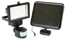 Outdoor 60-LED Solar Motion Security Light for Home, Garage, Shop or Business
