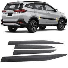Side Door Body Molding Cover Trim 4pcs For Toyota Rush / Daihatsu Terios 18 - 20