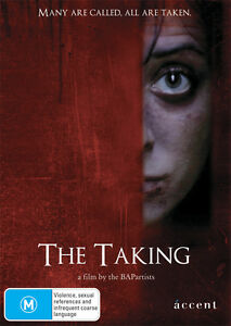 The Taking (DVD) - ACC0358