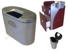 Small Trash Can Pedi cart  Pedicart Drawer Trolley nail hair pedicure chair spa