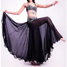 Bauchtanz Flamenco Rock mit 720 Grad Tribal Tellerrock Belly Dance Circle Skirt