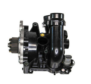 🔥Rein WPC0016 Water Pump and Thermostat Assembly For Audi Q3 A5 Quattro🔥