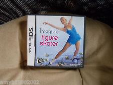 Imagine: Figure Skater (Nintendo DS, 2008) EUC