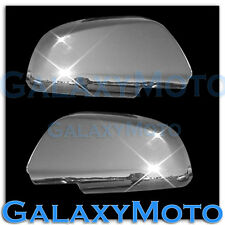 08-12 CHEVROLET MALIBU Chrome plated Full ABS Mirror Cover a pair