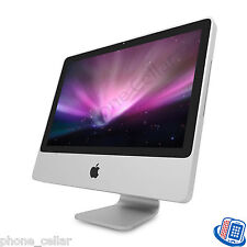 "Apple iMac 20"" Intel Core 2 Duo 2.0GHz 4GB 250GB All in One MA876LL/A 2007 9.1"