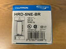 Lutron HRD-5NE-BR Electronic Low Voltage Dimmer (Brown)