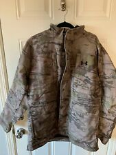 Under Armour Ridge Reaper Waxed Jacket Size L