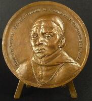 Medalla Cardinal Piedra de Bérulle De la sociedad'Oratorio Esclava de Dios medal