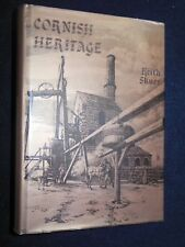 SIGNED; Cornish Heritage by Keith Skues (Skewes, Family History) 1983-1st - HB