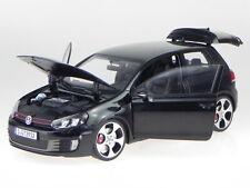 VW VOLKSWAGEN Golf VI GTI 2009-12 Type 1j Black 1 18 NOREV 188502
