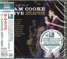 SAM COOKE-LIVE AT THE HARLEM SQUARE CLUB 1963-JAPAN BLU-SPEC CD2 D73