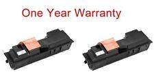 2 black ink toner cartridge for Kyocera MITA Copystar TK18 KM-1820 laser printer