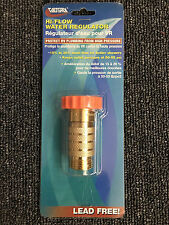 Valterra A01-1122VP Hi-Flow Water Regulator Lead Free