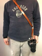 Leather Camera Harness Hand Made in USA Real Genuine Leather