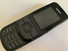 Nokia 3600 Slide - Black (Unlocked) Basic Button Mobile Phone