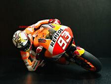 1:12 Conversion Minichamps Figure Figurine Marc Marquez 2016 Japon No Rossi NEW
