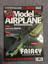 Model Airplane International  December 2017  THE UNLOVED FAIREY
