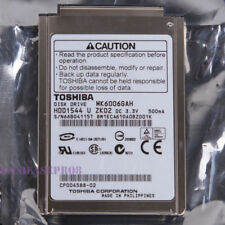 "Toshiba MK6006GAH 60 GB 1.8"" 4200 RPM 2 MB CF Laptop Hard Disk Drive HDD"
