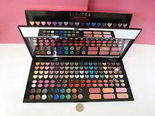 NIB Sephora Beautiful Crush Blockbuster Palette Holidays Gift- 128 Colors Sealed