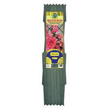 Traliccio decorativo in legno chiodato Decor cm.300x100 verde