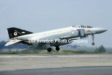 RAF 74 Squadron McDonnell F-4J Phantom ZA358 (1986) Photograph