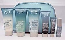 H2O plus H2O+ 7 piece Gift Set with Sea Results, Anti-aging, Deep Sleep