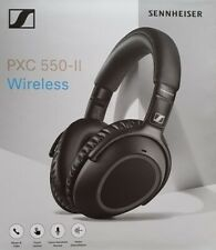 Sennheiser PXC 550-II Wireless Headphones with Noise Cancellation, Touch Control