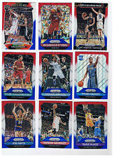 2015-16 PANINI RED, WHITE & BLUE PRIZM PARALLEL CARD - O J MAYO(#174)