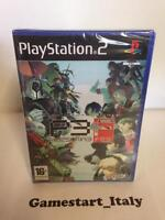 PERSONA 3 FES - SONY PS2 PLAYSTATION 2 - NEW SEALED PAL RARE