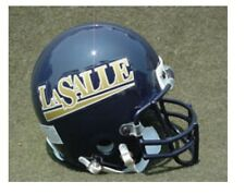 LASALLE UNIVERSITY EXPLORERS FOOTBALL MINI HELMET