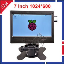 7 inch TFT HDMI Display LCD Color Monitor 1024*600 for Raspberry Pi 3 PC
