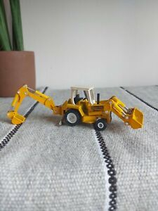 ERTL Mighty Movers IH International Harvestor Backhoe/Loader 1/64