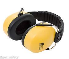 Proforce EP02 Jaune Casque SupaMuff Protège-oreilles Protection Auditive