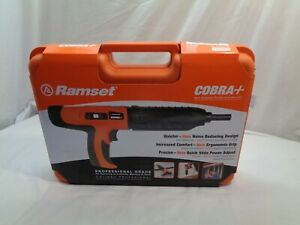 RAMSET COBRA PLUS PROFESSIONAL GRADE .27 CALIBER POWDER ACTUATED TOOL (NEW)