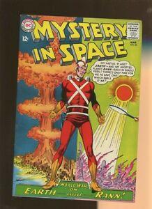 Mystery In Space 82 FN 6.0 * 1 Book * Adam & Alanna Strange! Carmine Infantino!