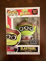 Funko Pop! Alien Remix - Elastigirl - FYE Exclusive Pixar NEW Incredibles #767