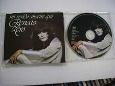 RENATO ZERO - MI VENDO - CD SINGLE PICTURE NUOVO BMG
