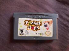 POCKET DOGS Nintendo Gameboy Advance Game