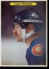 1980-81 O-Pee-Chee Super #5 Lanny McDonald - NM-MT