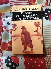 LUIS SEPULVEDA DIARIO DI UN KILLER SENTIMENTALE OTTIMO!!