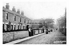 pt2950 - Church Lane , Methley , Yorkshire - photo 6x4