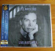 Lyle Mays Trio - Live in Atlanta 1981 - 2CD Japanese OBI - New & Sealed