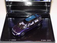1/43 Minichamps Street Mercedes Benz F100 in Violet